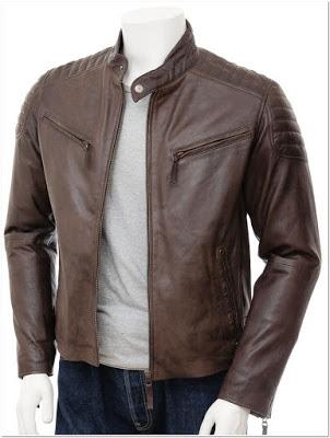 Model Jaket Kulit Untuk Pria Terbaru
