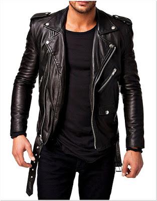 Jaket Kulit Untuk Pria