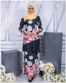 Aneka Model Baju Kurung Modern Cantik