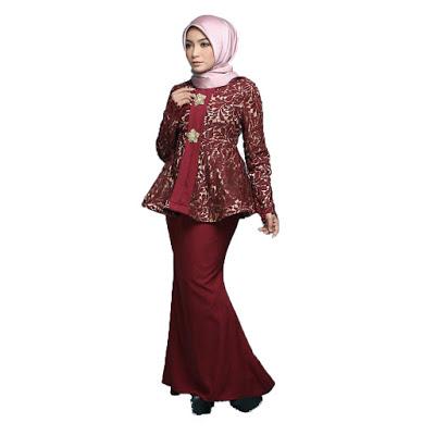 Baju Kurung Malaysia Modern