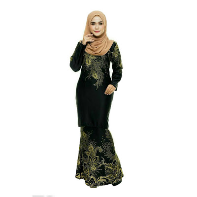 Model baju kurung malaysia terkini