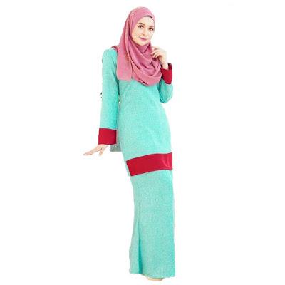 Contoh Model baju kurung malaysia masa kini