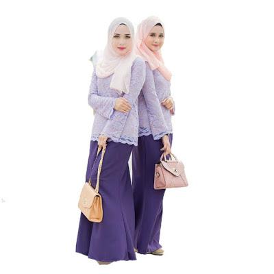 Contoh Koleksi model baju kurung malaysia