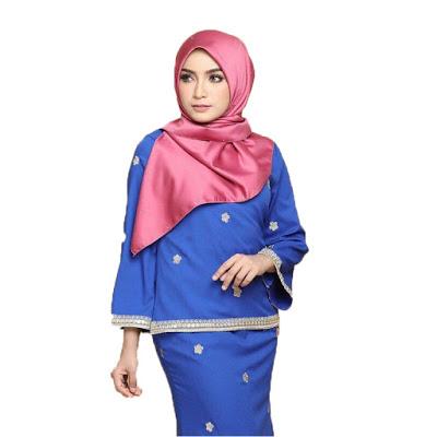 Model Baju kurung melayu modern cantik