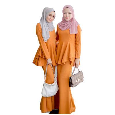 Gambar model baju kurung malaysia terbaru