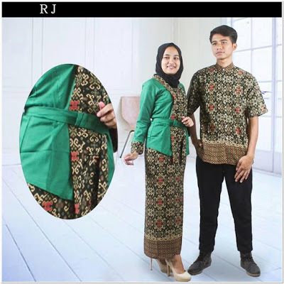Model Kebaya Kutubaru Couple