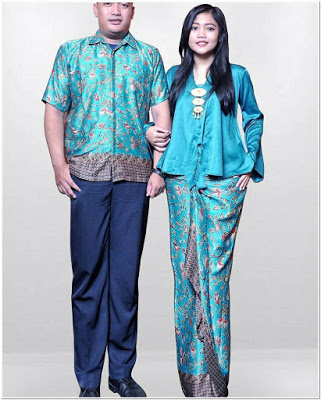 Kebaya Kutubaru Couple Formal