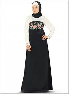 Baju gamis modern dan terbaru