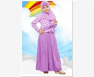 Baju Gamis Anak Perempuan Umur 12 Tahun Menawan