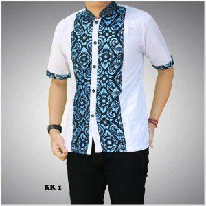 Foto Baju koko kombinasi warna