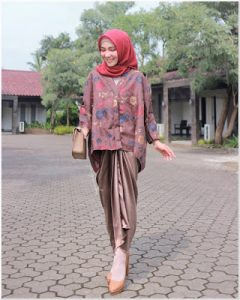 Baju Kondangan Hijab Cantik dan Modern Masa kini