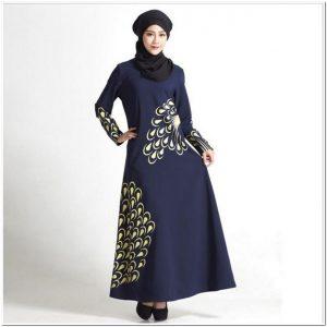 Desain Baju Muslim Terbaru 1