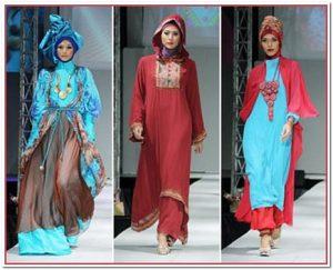 Rekomendasi fashion muslimah modern