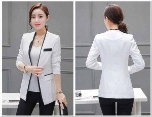 Gambar baju kerja wanita (blazer)