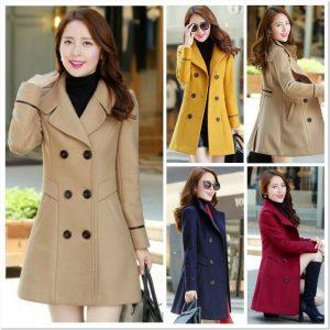 Jaket wanita korean style cantik