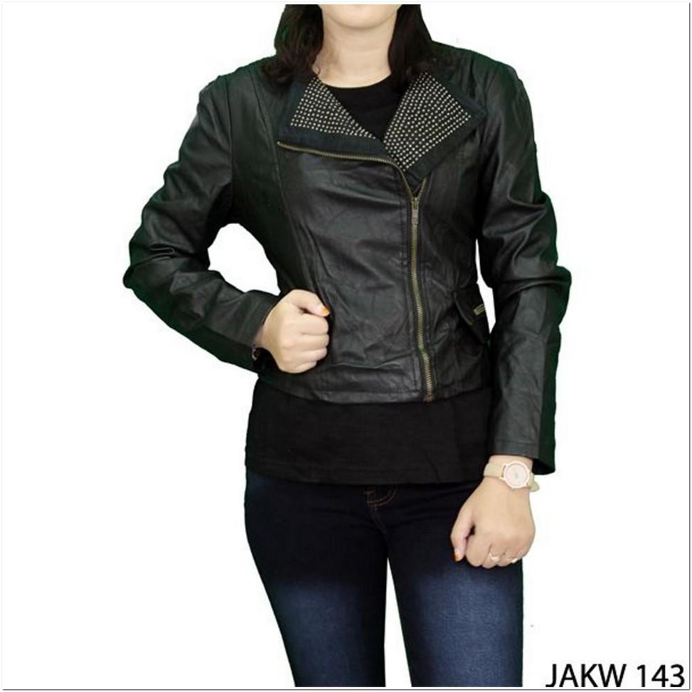 Model jaket wanita dewasa terbaru