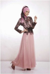 Katalog Model kebaya dress hijab remaja