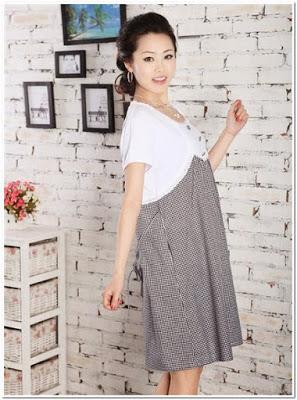 model baju hamil untuk pesta