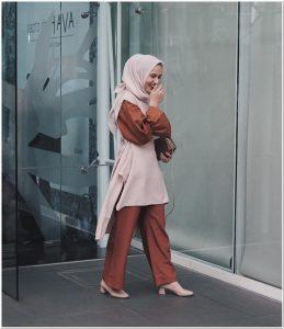 Style hijabers ke kondangan masa kini