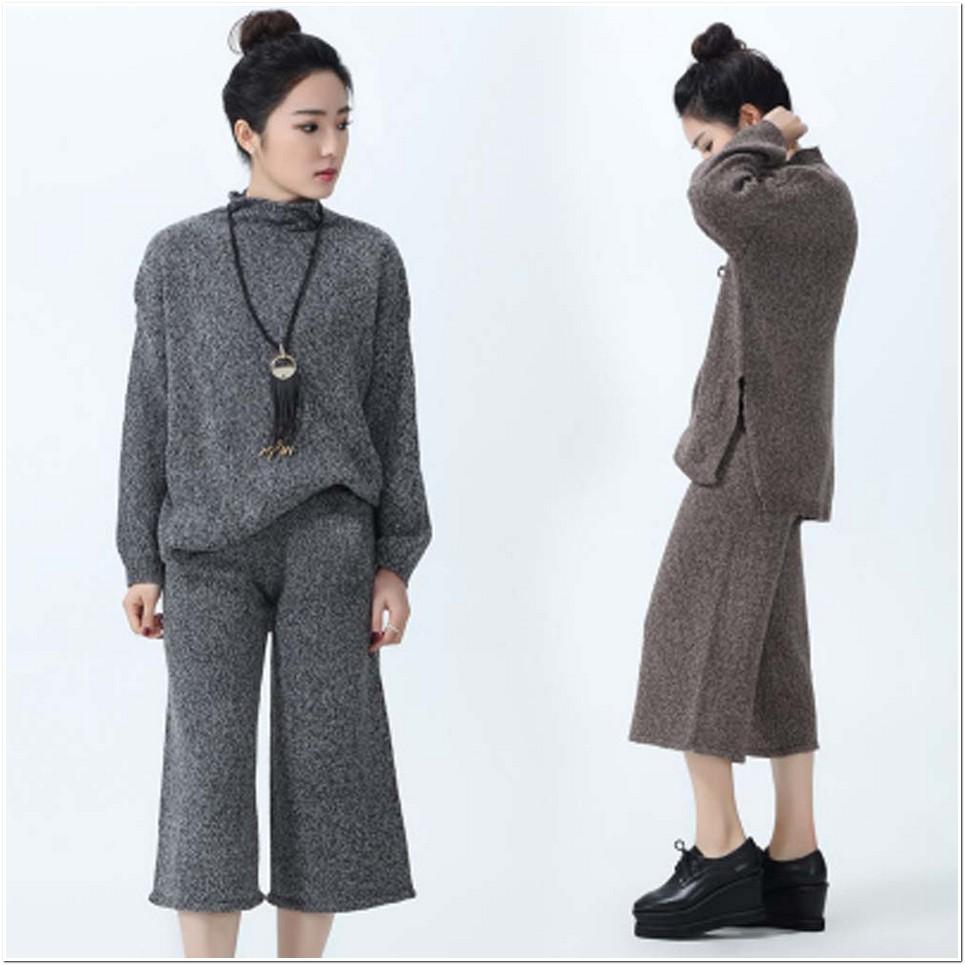Sweater wanita korea elegan terbaru