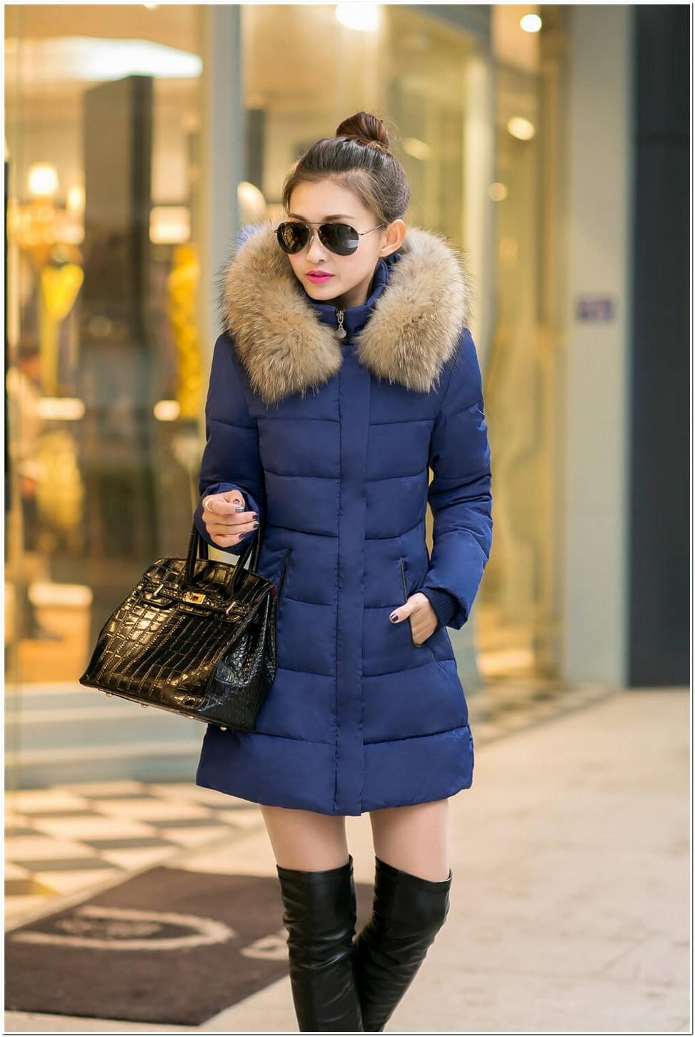 jaket gaya korea untuk wanita