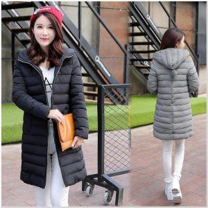 Foto jaket korea style untuk wanita