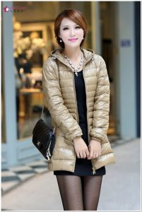 beberapa model jaket korea wanita remaja