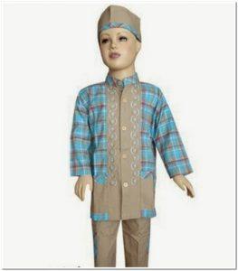 Baju koko anak laki eksklusif dannis