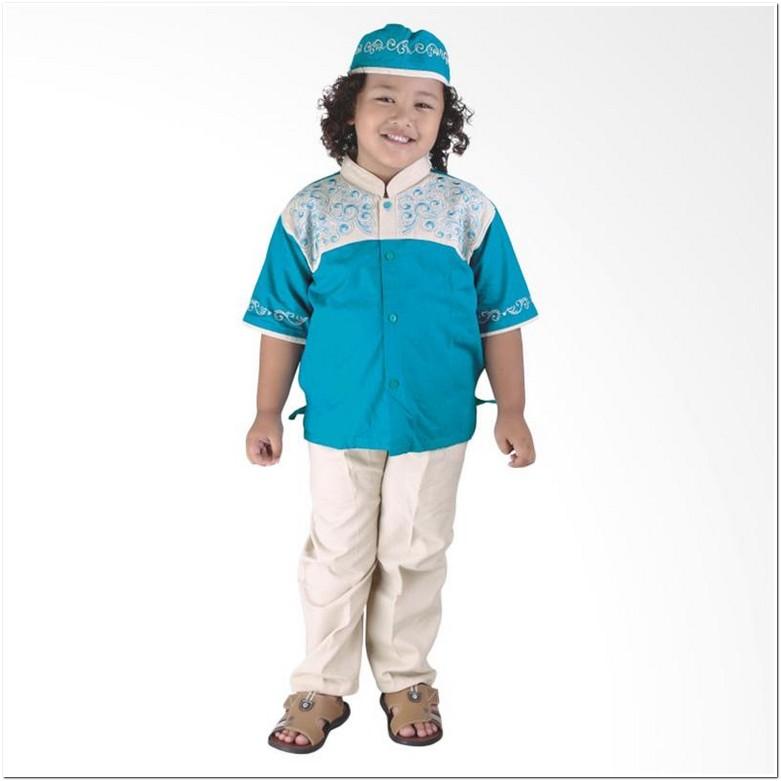 Baju koko Contoh anak laki laki umur 5 tahun