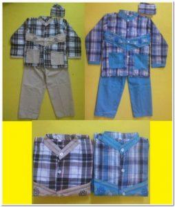 Ragam Baju koko untuk anak usia 5 tahun