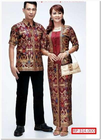65 Model Baju Batik Untuk Pesta Pernikahan Gratis Terbaik