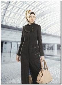 Koleksi Gambar model baju kerja wanita berjilbab