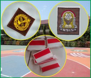 Tempat Bikin Aneka Bordir Logo Sekolah Sesuai Kebutuhan