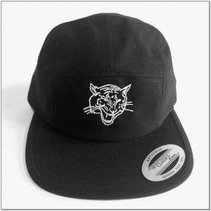 Gambar bordiran topi Gambar Macan