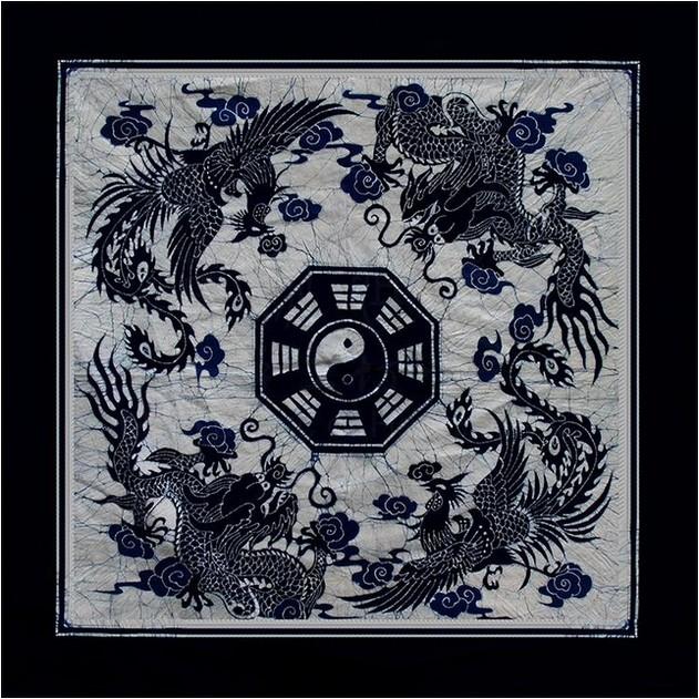 Gambar motif batik untuk taplak meja
