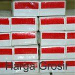 Grosir Bordir Badge Merah Putih Harga Murah
