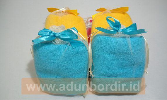 Grosir Handuk Bordir Packing Tile di Bandung