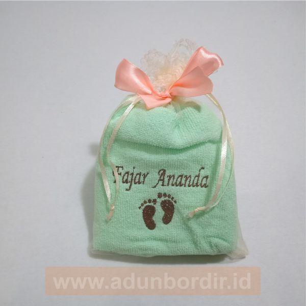 Grosir Handuk Souvenir Untuk Tamu Kelahiran Bayi Tanah Abang