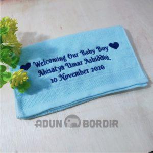 Jual Souvenir Untuk Tamu Kelahiran Bayi