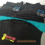 Terima Bordir Pada Kaos Polo Satuan di Tasikmalaya