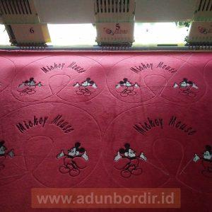 Tukang Jasa Bordir Bantal Leher di Tasikmalaya