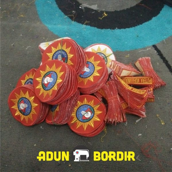 Patch Bordir Tapak Suci Ready Stock Harga Murah