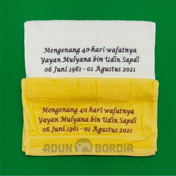 Grosir Souvenir Pengajian 100 Hari Wafat Murah